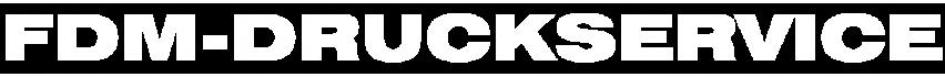FDM-Druckservice